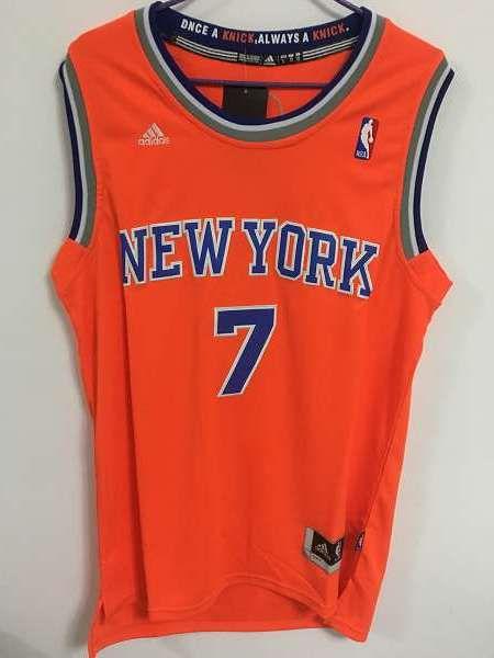 ◆火爆清庫◆nba球衣 紐約尼克斯7號球衣