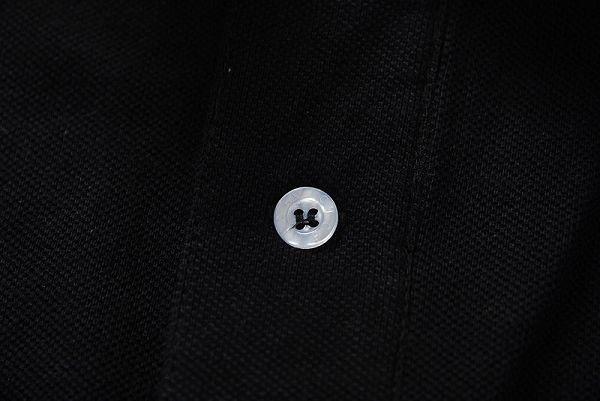 polo衫 男裝 短袖翻領 大馬經典款 黑色
