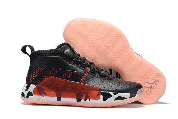 adidas Dame 5 2019新款 愛迪達里拉德5代男生籃球鞋