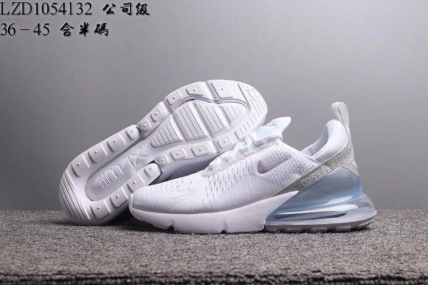 nike air max 270 2019新款半掌氣墊情侶款慢跑鞋