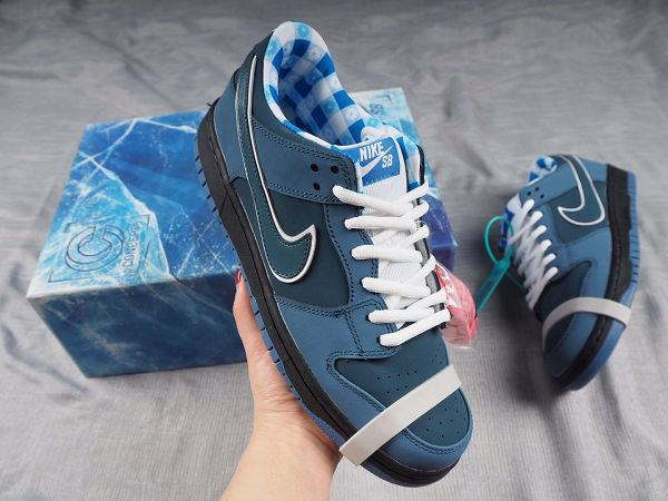 Nike SB Dunk Low PRO OG QS 2019新款 毒版龍蝦聯名情侶款休閒滑板鞋