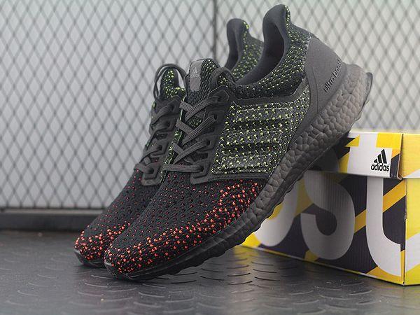 Adidas Ultra Boost Clima 4.0 四代 清风系列 2019新款情侶款透气慢跑鞋