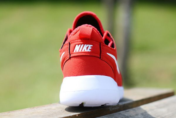 nike roshe two v2 奧運倫敦2代 小run網面透氣時尚情侶跑鞋 紅色
