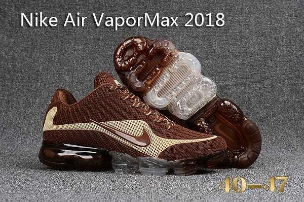Nike air Vapormax 2018系列 2018新款 滴塑納米技術氣墊男鞋