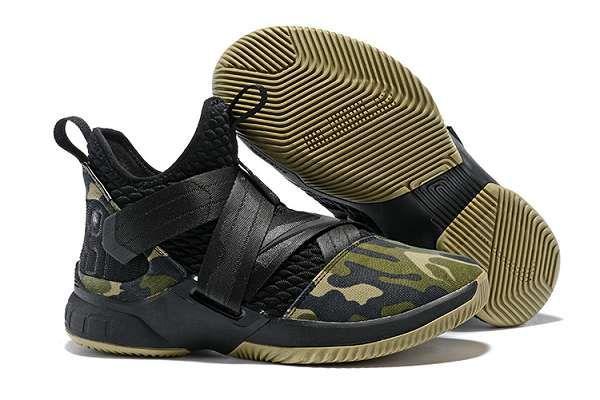 Nike LeBron Soldier 12 2018新款 士兵12代男生籃球鞋