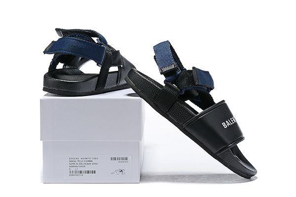 Balenciaga 巴黎世家 2019新款情侶款涼鞋