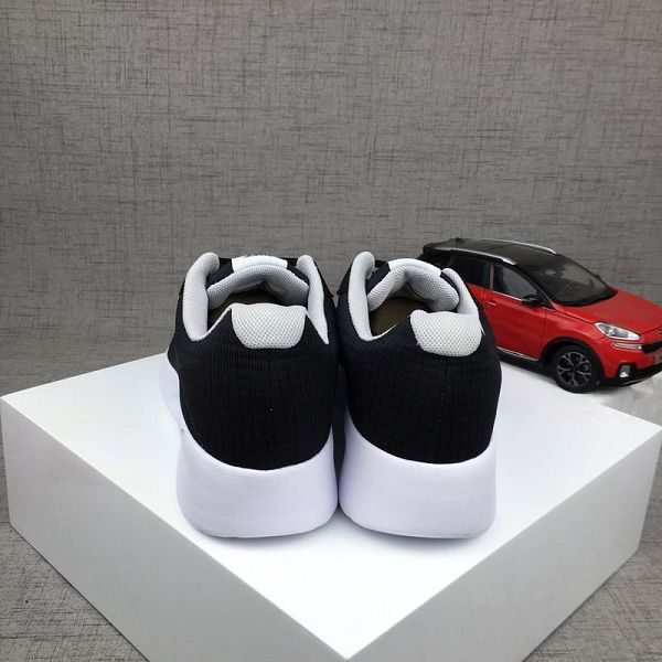 nike tanjun run 2017新款 prem網布透氣時尚情侶款運動鞋 黑色