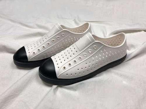 Native 洞洞鞋 夏季新款 男女夏日新款防滑透氣洞洞懶人鞋