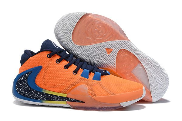 nike籃球鞋 2019新款 字母哥1代情侶款運動鞋