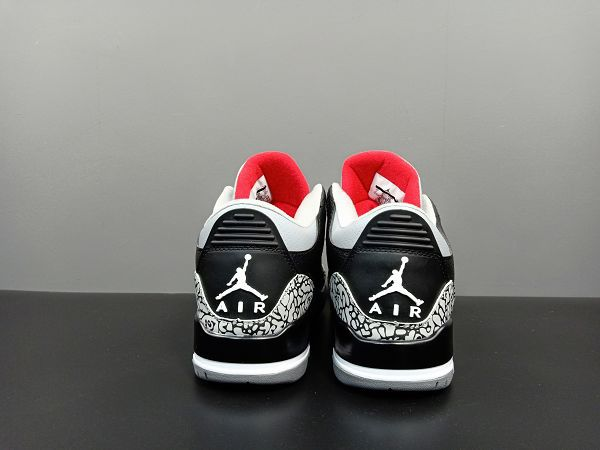 nike air jordan 3 喬丹3代 2019新款情侶款籃球鞋