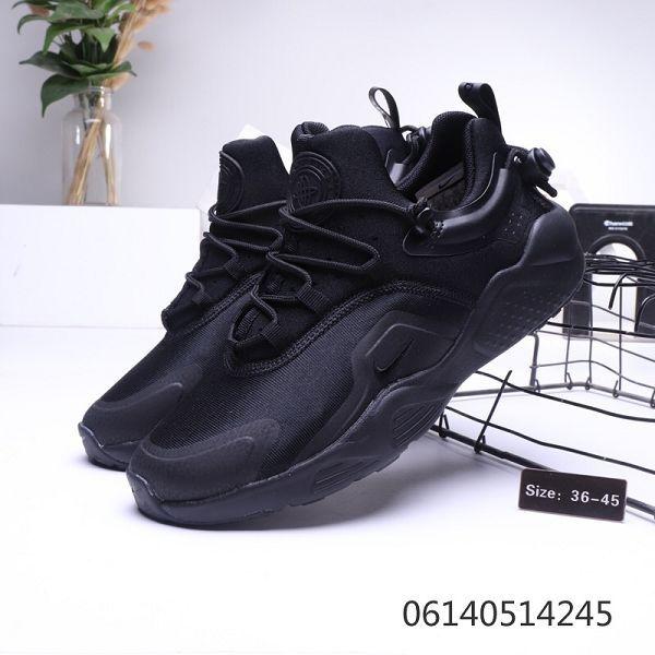 Nike Air Huarache Run 2019新款 華萊士8代情侶款慢跑鞋