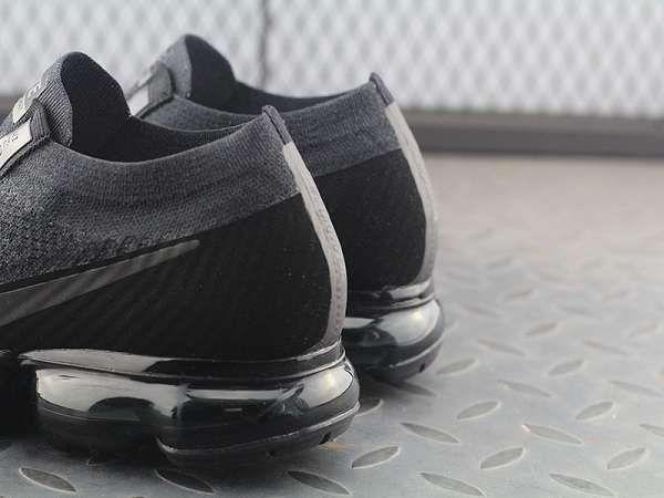 Nike Air Vapor Max Flyknit CDG 2018 SG 虎撲版 限量聯名大氣墊運動跑鞋 全黑色