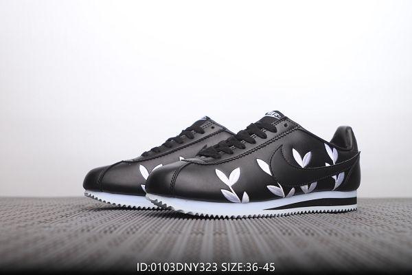 Nike Classic Cortez Nylon Prem 阿甘刺繡款低幫慢跑鞋 2019新款情侶款休閒運動鞋