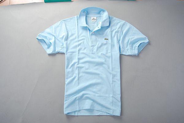 lacoste 鱷魚polo衫 經典款翻領短袖情侶裝polo衫