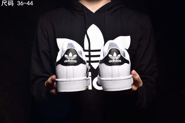 Adidas Superstar 2019新款 貝殼頭經典款男女生板鞋