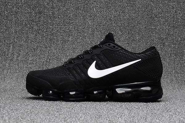 nike air max 2018系列 2017新款 全掌滴塑氣墊情侶慢跑鞋 黑白
