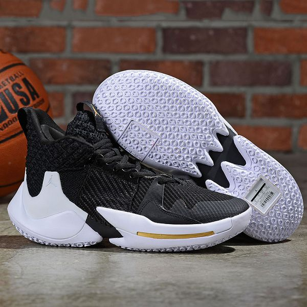 nike air jordan 威少2代 2019新款男生籃球鞋