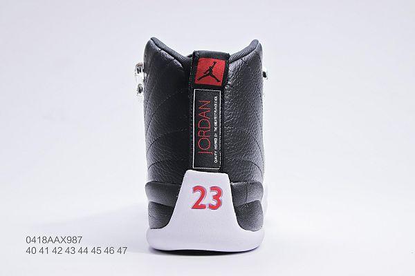nike air jordan 12 retro 喬丹12代 2019新款男生高幫籃球鞋