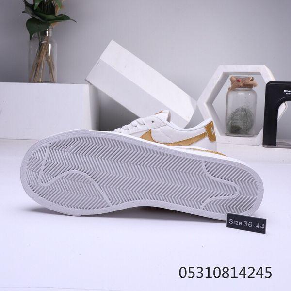 Nike Blazer 2019新款 開拓者帆布情侶款板鞋
