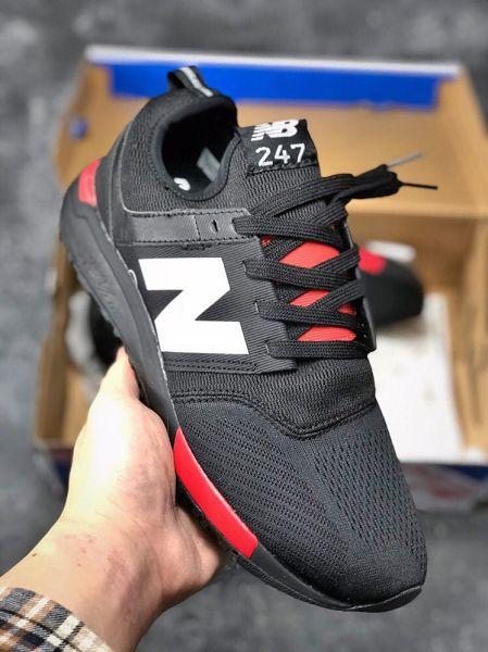 New Balance 247 2019新款 復古潮搭情侶款慢跑鞋