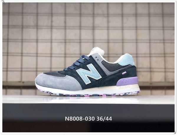 New Balance 574 2019新款 復古情侶款慢跑鞋