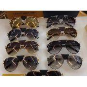 lv眼鏡專賣店 路易威登2017新款 0981不規則全框時尚墨鏡