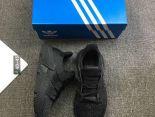 adidas Originals Prophere 2018新款 針織休閒男生潮流運動鞋 黑色