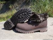 timberland踢不爛 經典款咖啡色高幫 達人必備款 保暖耐磨潮流鞋