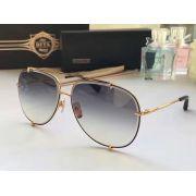 DITA眼鏡專櫃 2017新款墨鏡 DITA23077金屬邊簡約太陽眼鏡
