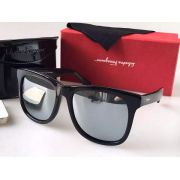 salvatore ferragamo太陽眼鏡 時尚墨鏡 菲拉格慕02款 經典款大框戶外眼鏡
