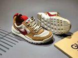 nike craft mars yard nasa 2.0 火星宇航員權志龍同款 網面透氣時尚童鞋 米黃色