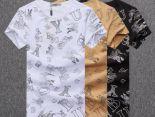 burberry巴寶莉短T 2019新款 圓領短袖T恤 MG8221款