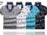boss衣服 2018新款 休閒男生短袖polo衫 MAIGOU2897款