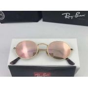 ray ban專櫃 雷朋2017新款太陽鏡 RB3547橢圓鏡片時尚眼鏡
