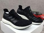 adidas futurecraft mfg date 爆米花限量版 網面透氣時尚男生跑鞋 黑色