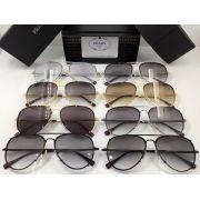 prada眼鏡專櫃 2017年新款太陽鏡 62戶外必備時尚墨鏡