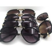 tom ford太陽眼鏡 湯姆福特新款上新墨鏡 0487復古圓框簡約太陽眼鏡