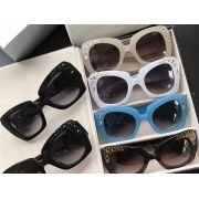 versace眼鏡 凡賽斯2017年5月新款眼鏡 4308厚框時尚太陽眼鏡