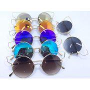 DITA眼鏡專賣店 2017新款時尚墨鏡 DITA BELIEVER創意細框金屬邊太陽眼鏡