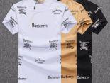 burberry巴寶莉短T 2019新款 圓領短袖T恤 MG8224款
