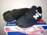revlite new balance 247 全新創作型號classic系列針織網面時尚情侶款跑鞋 深藍黑
