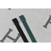 bottega veneta 皮帶 寶緹嘉2018新款 ZJ柔軟牛皮編織扣頭男女通用腰帶