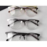 burberry眼鏡 巴寶莉2018新款太陽鏡 1298透片時尚眼鏡