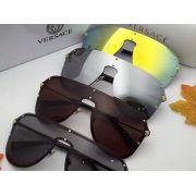 versace台灣專櫃 凡賽斯2017年5月新款眼鏡 2180簡約款時尚太陽眼鏡