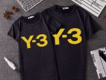 Y-3 2019新款短T 情侶款圓領短袖T恤 PF