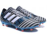adidas Nemeziz Messi 17+ 360 Agility 2018新款 梅西專屬繃帶木乃伊男生FG釘足球鞋