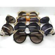 D&G眼鏡專櫃 時尚新款 DG9027經典戶外鑲嵌鑽石太陽眼鏡