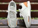 revlite new balance 247 全新創作型號classic系列透氣時尚情侶款跑鞋 白棕色
