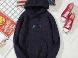 Emporio Armani EA7 2019新款帽T 秋冬季薄款情侶款衛衣 PF