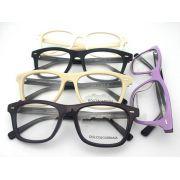 D&G眼鏡 DOLCE&GABBANA新款簡約平光眼鏡 DG5041中性風時尚眼鏡